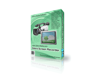 Zebra Screen Recorder 1.9
